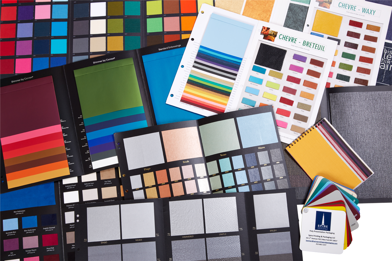 Fabrics and Cover Materials