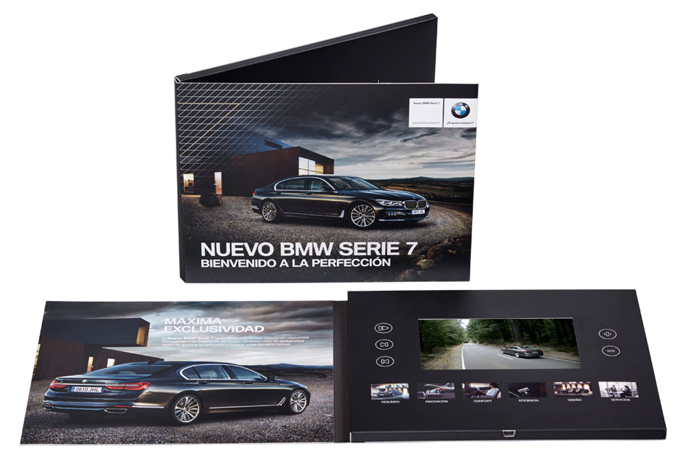 Luxury Car Manufacturer Video Brochure