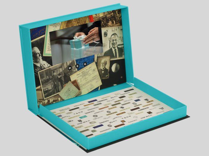 Luxury Jewelry Retailer Anniversary Box