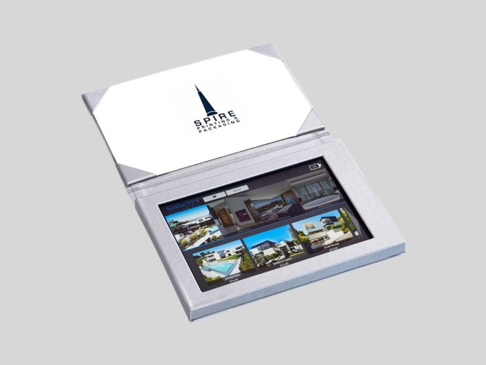 Customer WiFi Tablet for Real Estate & Hotel Room Compendiums